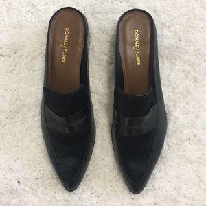 Donald J. Pliner Shoes - Donald J. Pliner Slip On Loafers Calf Hair Size 11